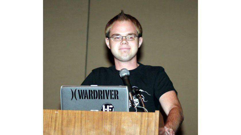 Erfolgreicher Angreifer: Rick Deacon demonstriert eine nach wie vor existierende Sicherheitslücke in Myspace.