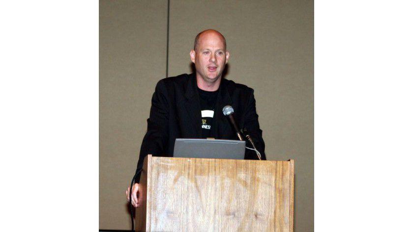 Untersucht Web-2.0-Lücken: Dan Hubbard ist Angriffen auf Myspace auf der Spur.
