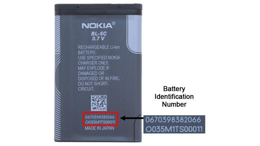 Problemkind: Bei diesem Akkutyp können laut Nokia vereinzelt Probleme auftreten. (Quelle: Nokia)