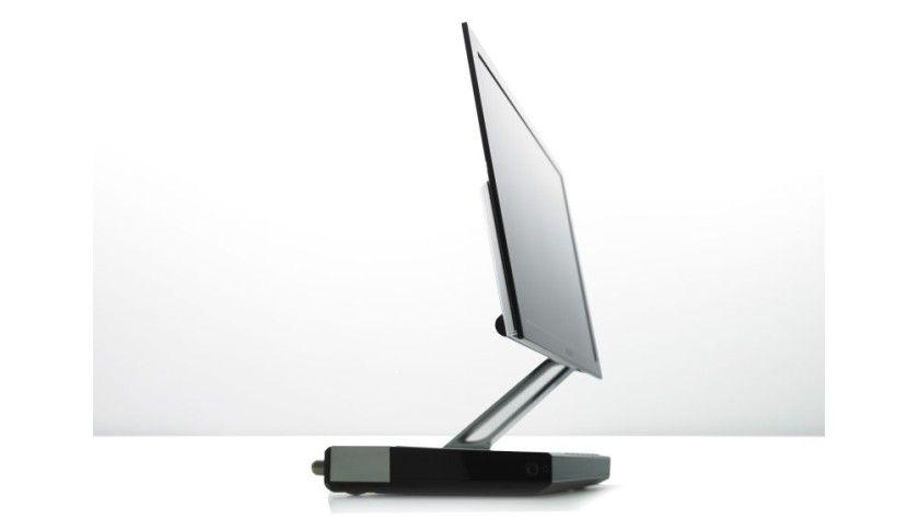 Schmal und scharf: Der XEL-1 ist der erste OLED-Fernseher, der in Serienproduktion geht. (Quelle: Sony)