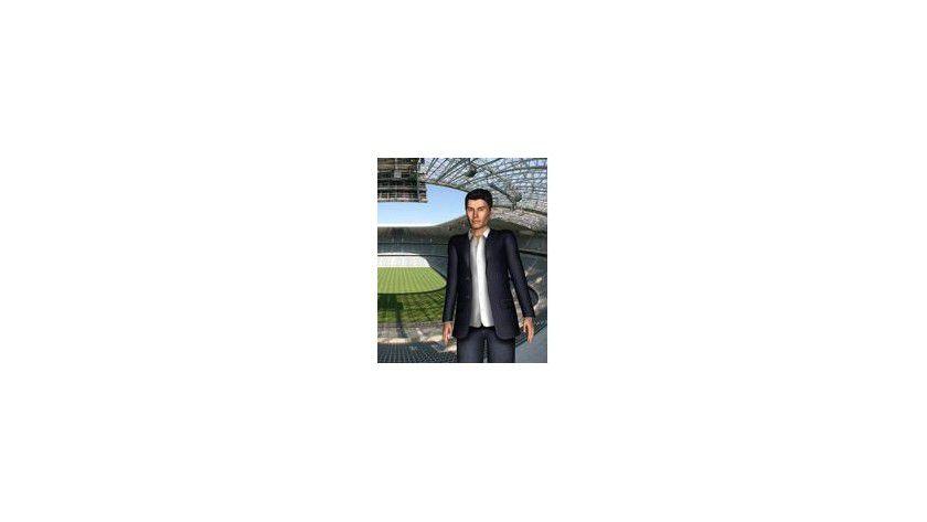 Ligabot erteilt Auskünfte über Spielergebnisse, Spielorte, nächste Begegnungen und die Tabellensituation in der Fußballbundesliga. Abb.: DFKI, Sympalog, Charamel