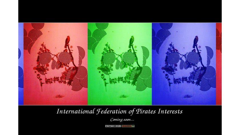 """IFPI.com: Die """"International Federation of Pirate Interests"""" ist geboren."""