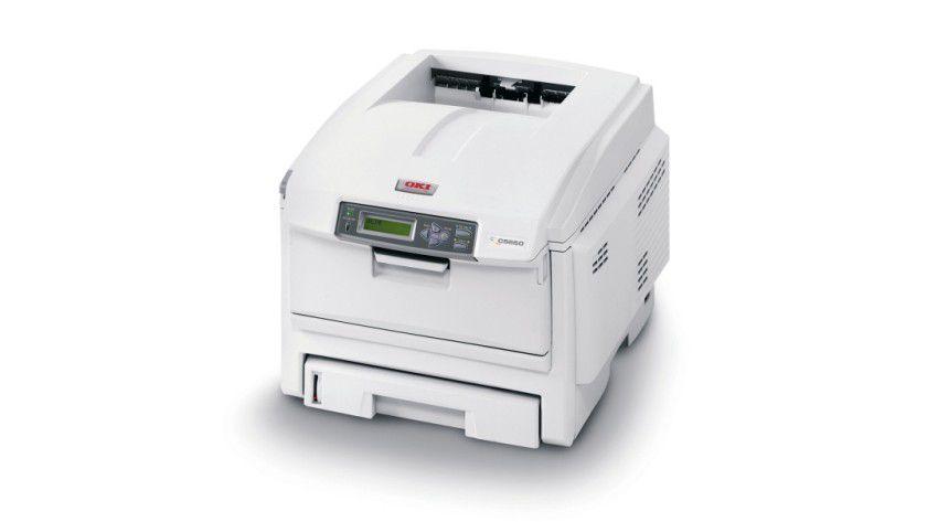 Oki C5650: Der Nachfolger des C5600 soll bis zu 22 Farbseiten pro Minute drucken. (Quelle: Oki)