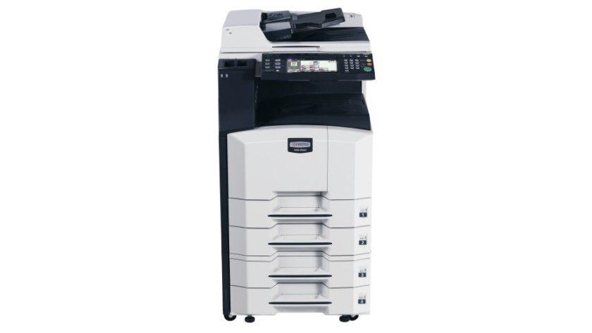 Kyocera KM-2560: Mit dem Multifunktionssystem adressiert Kyocera Arbeitsgruppen. (Quelle: Kyocera)