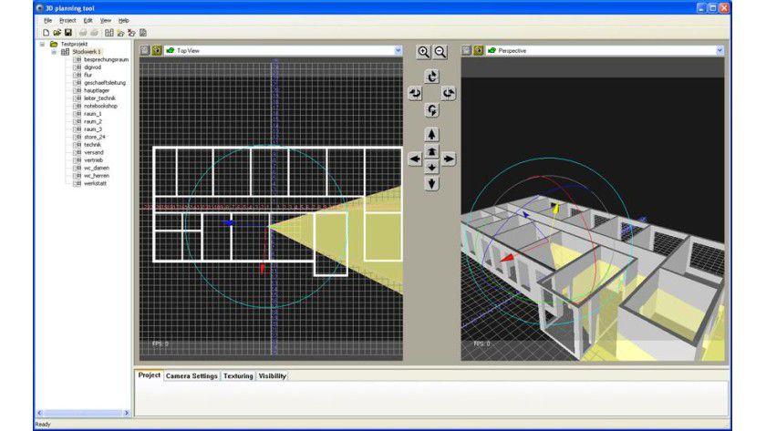 Das 3D-Planungstool digivod-PLAN. Abb.: urscom