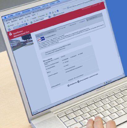 Neue Art der Überweisung: Bei giropay wickeln die Banken über ihr Online-Portal die Zahlungen ab. (Quelle: giropay)