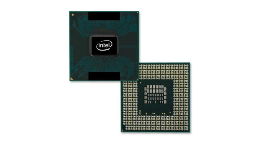 Neue Prozessoren: Mit den neuen mobilen Core-2-Duo-Prozessoren halten die 45-nm-Penryn-CPUs in Notebooks Einzug. (Quelle: Intel)