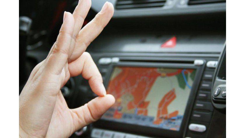 Berührungslose Interaktion zwischen Mensch und Computer: GestureID soll Gesten erkennen und in Steuerbefehle umsetzen. Foto: Fraunhofer IDMT
