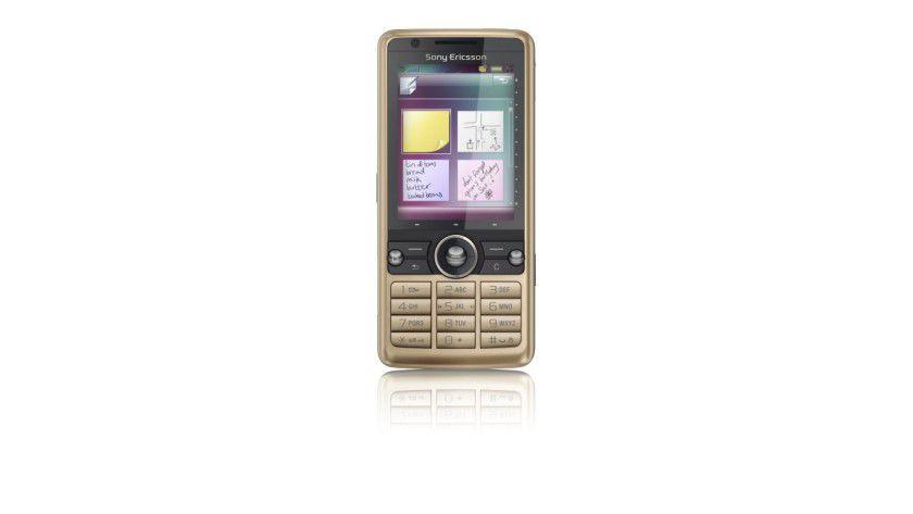 G700: Kein WLAN, dennoch UMTS und Touchscreen. (Quelle: Sony Ericsson)