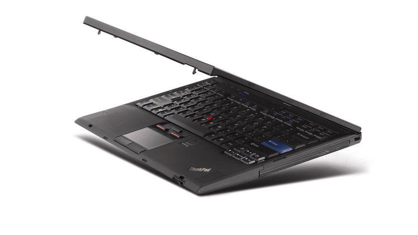 Thinkpad X300: Je nach Ausstattung liegt das Gewicht des Subnotebook bei nur 1,33 kg. (Quelle: Lenovo)