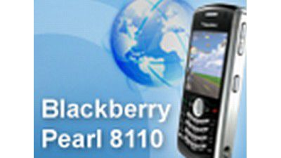 Neuer Pearl mit Firmware-Update und Navigation: Test: BlackBerry Pearl 8110 mit GPS - Foto: BlackBerry