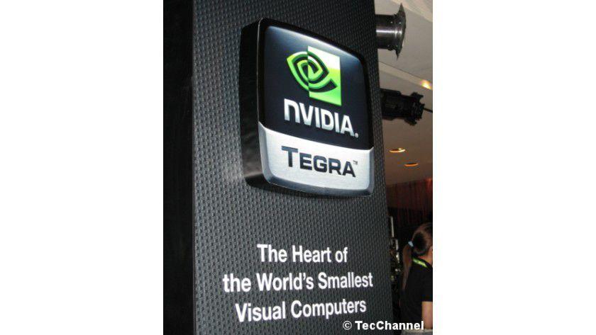 """Tegra-Familie: Nvidia enthüllte auf der Computex 2008 mit viel Pomp den kleinsten """"Visual-Computer"""" der Welt."""