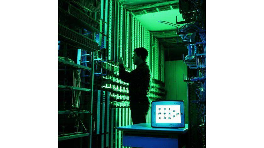 Messungen der Fraunhofer ESK haben gezeigt, dass mit Phantomkreisen zusätzliche Daten übertragen werden können. Foto: Fraunhofer ESK