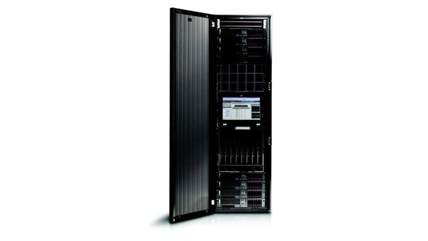 Dauerläufer HP Integrity: Ein Blade-Server-System muss in Mission-Critical-Umgebungen höchste Ausfallsicherheit bieten. (Quelle: HP)