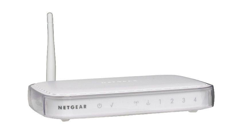 Einer für alle: Open-Source Router WGR614L von Netgear.