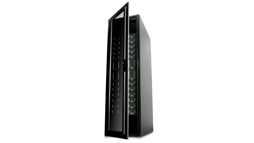 Kunstgriff: Das Axiom-600-System kann Daten je nach Dringlichkeit an verschiedenen Disk-Bereichen speichern. (Quelle: Pillar)