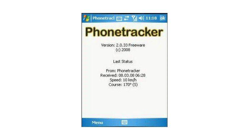 Abb.: Phonetracker