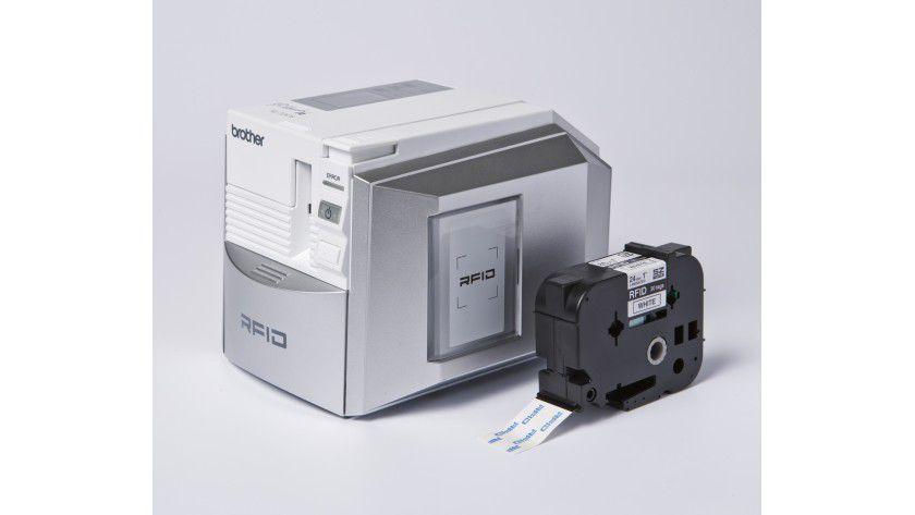 Brother RL-700S: Kompakte RFID-Lösung für den individuellen Einsatz (Quelle: Brother)