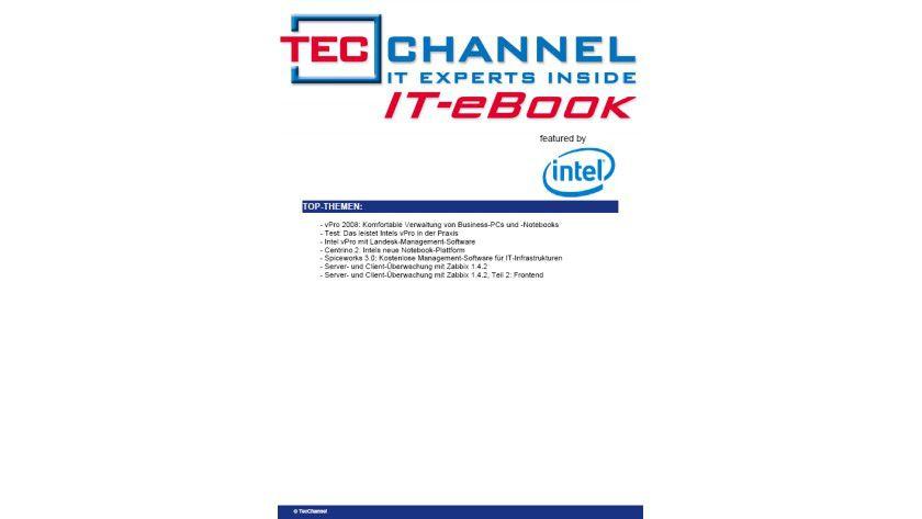63 Seiten: Das kostenlose IT-eBook vermittelt fundiertes IT-Basiswissen. Die Kosten übernimmt Intel für Sie.