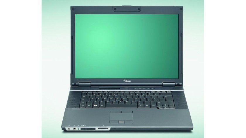 FSC Celsius H270: Die mobile Workstation unterstützt bis zu acht GByte Arbeitsspeicher. (Quelle: Fujitsu Siemens Computers)