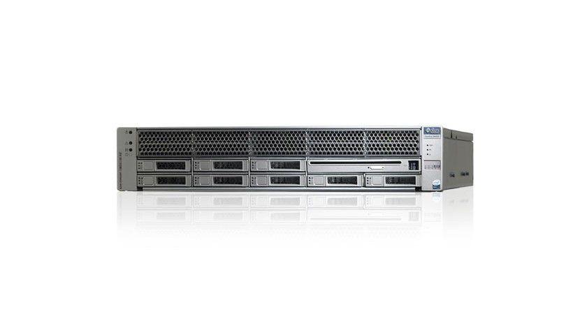 X4450-Fire-Server: Der Sun Fire X4450 arbeitet mit Intels aktueller Prozessortechnologie. (Quelle: Sun)