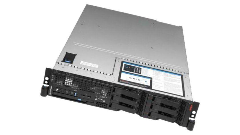 Lenovo TD120 Rack-Server: Lenovo stellt weltweit erste Server der ThinkServer-Familie vor. (Quelle: Lenovo)