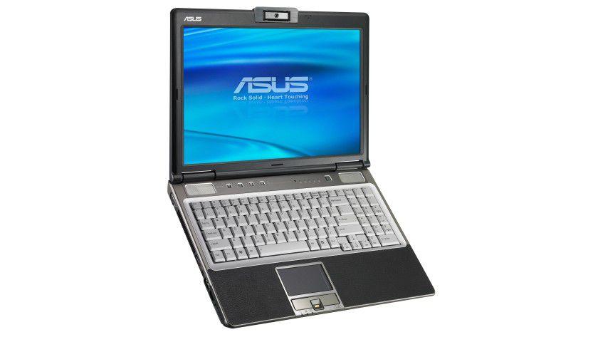 Asus L50VN-AK005C: 15,4-Zoll-Notebook mit Blu-ray-Laufwerk und Core 2 Duo T9400. (Quelle: Asus)