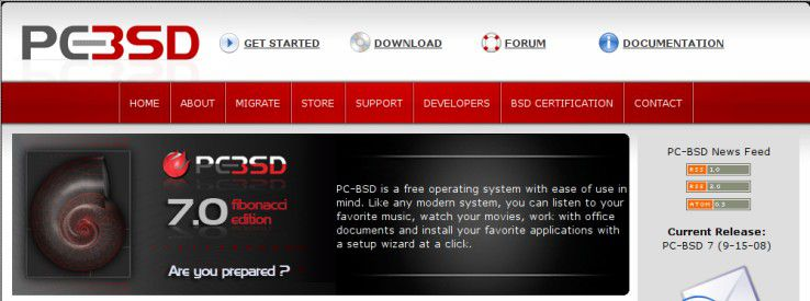 Fibonacci-Edition: PC-BSD als benutzerfreundlichere Alternative zu Linux.