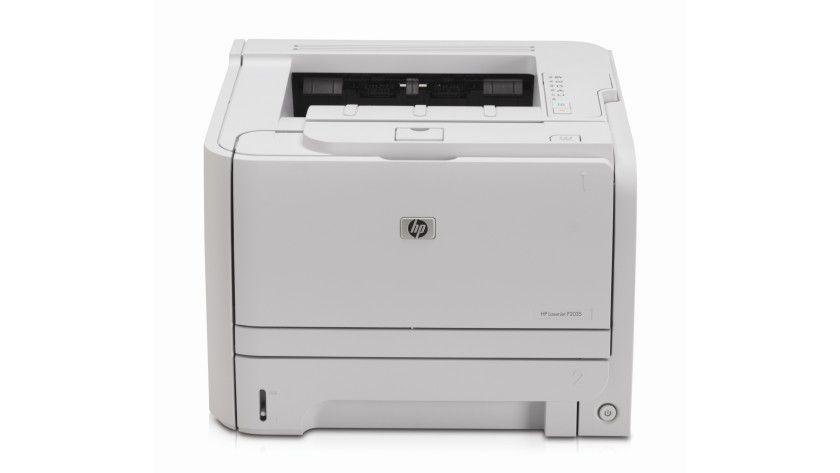 HP LaserJet P2035: Der monochrome Laserdrucker soll bis zu 30 Seiten pro Minute produzieren. (Quelle: Hewlett-Packard)