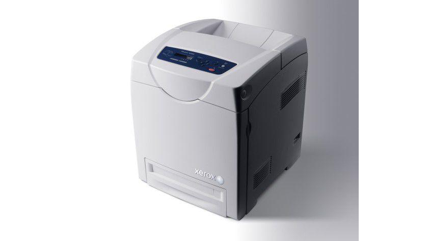 Xerox Phaser 6280: Der Farblaser soll bis zu 25 Farbseiten pro Minute produzieren. (Quelle: Xerox)