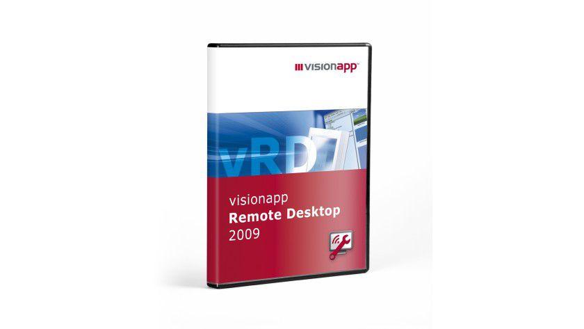 Nun auch mit Fremdsprachen : Visionapp Remote Desktop beherrscht neben RDP auch Citrix ICA, VNC, SSH, Telnet und http/s. (Quelle: Visionapp)