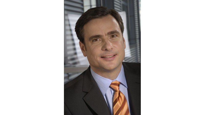 """Frank Schwittay, Trend Micro: """"Admins müssen betriebswirtschaftlich argumentieren können."""" (Quelle: Trend Micro)"""