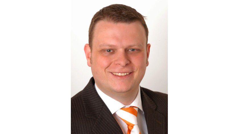 """Gert Hansen, Astaro: """"Die Kontrolle von IM-Anwendungen ist mittlerweile Standard."""" (Quelle: Astaro)"""