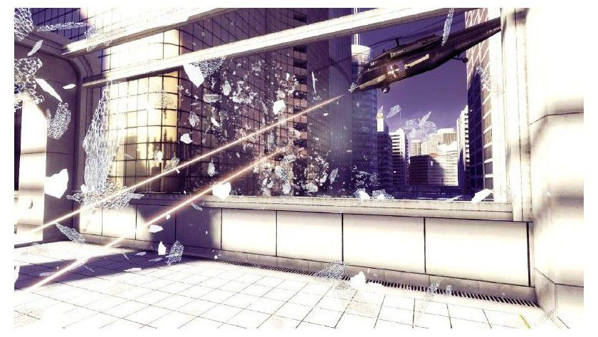 Der Blockbuster Mirror's Edge von EA basiert auf der Physik-Engine von NVIDIA und bietet ein ultrarealistisches Gameplay. Quelle NVIDIA