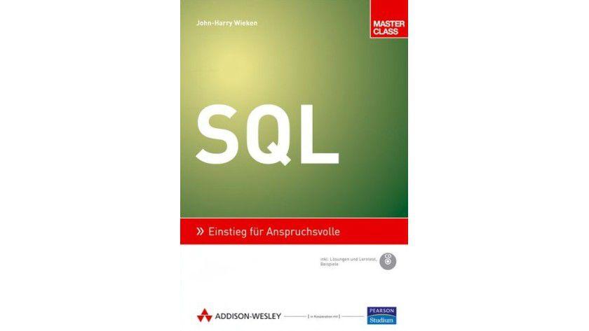 eBook im Wert von 24,95 Euro: SQL-Einstieg für Anspruchsvolle