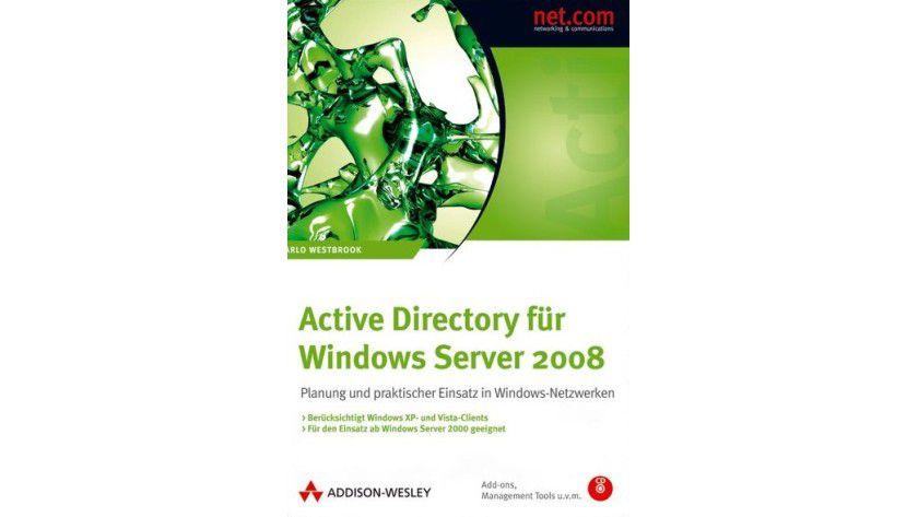 Kostenloses eBook im Wert von 39,95 Euro: Active Directory für Windows Server 2008.
