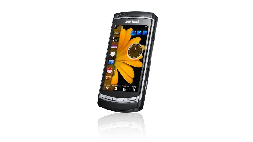 Samsung Omnia HD: Das Smartphone mit Touchscreen bietet eine Videoaufzeichnung in HD-Qualität.