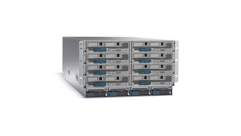 B-Series-Blade: Ein Teil der neuen Cisco-Hardware. (Quelle: Cisco)