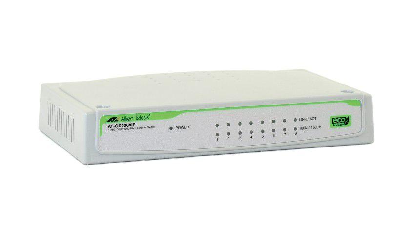 Grüne Welle: Allied Telesis tauscht seine Switches gegen Strom sparende Versionen aus.