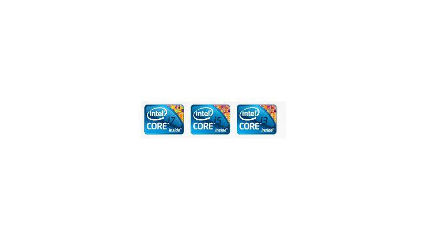 Neue Logos: Intel stellt die Markennamen Core i3 und Core i5 vor. (Quelle: Intel)