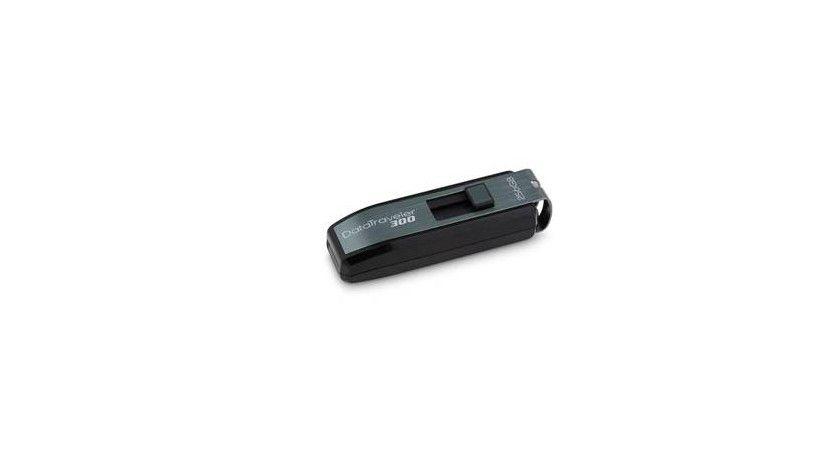 Data Traveler 300: Kingston baut den 256-GByte-Stick nach eigenen Angaben auf Bestellung. (Quelle: Kingston)