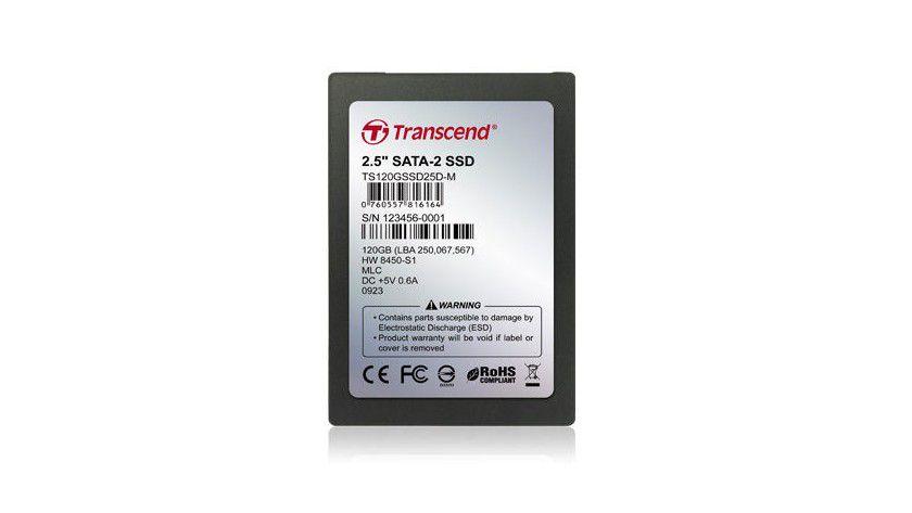 Transcend Ultra Serie SSD25D: Die neuen Flash-Laufwerke sind mit einem 64 MByte großen Cache ausgestattet. (Quelle: Transcend)