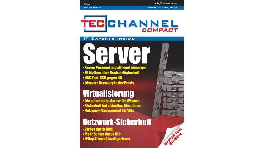 Server & Virtualisierung: Das neue TecChannel-Compact beantwortet auf rund 160 Seiten wichtige Fragen zum Thema.
