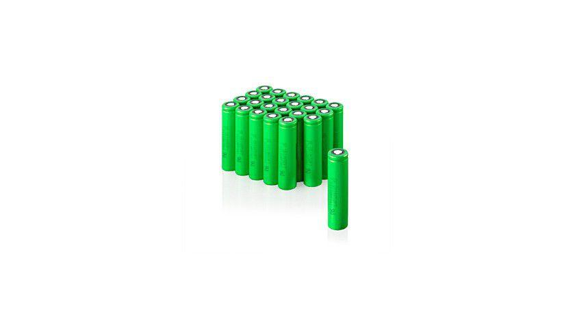 Lithium-Eisenphosphat-Technologie: Die neuen Akkus sollen schnell laden und 2000 Ladezyklen überstehen. (Quelle: Sony)