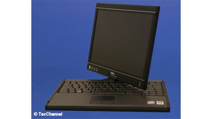 Eingängig: Der Multitouch-Screen lässt sich per Stift oder Finger bedienen.