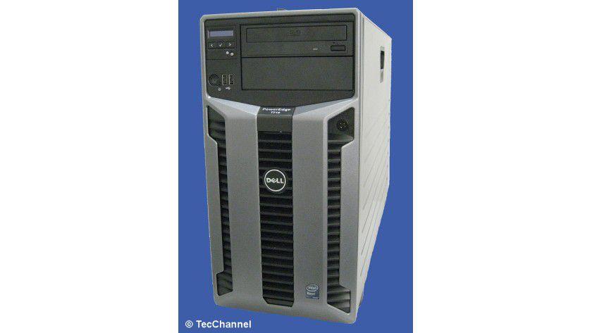 Tower-Power: Das System PowerEdge T710 ist mit aktueller Server-Technologie ausgestattet.