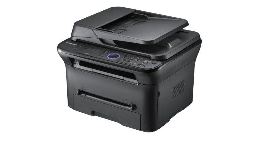 Samsung SCX-4623FN: Das Kombigerät soll Arbeitsgruppen mit bis zu zehn Anwendern dienen. (Quelle: Samsung)