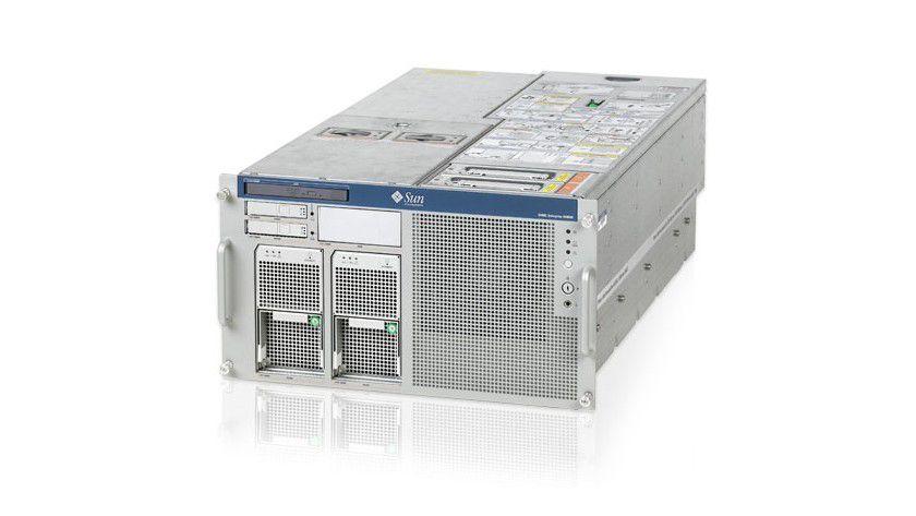 Herzsache: Sun stattet den Server SPARC Enterprise M4000 einen neuen schnelleren Prozessor. (Quelle: Sun)