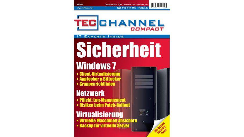 Sicherheit: Das neue TecChannel-Compact beantwortet auf rund 160 Seiten wichtige Fragen zum Thema.