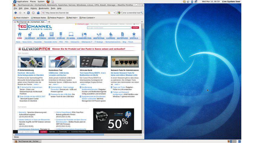 Goddard: Die erste Alpha-Version von Fedora 13 ist verfügbar.